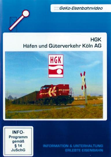 HGK - Häfen- und Güterverkehr Köln AG DVD