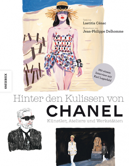 Hinter den Kulissen von Chanel. Künstler, Ateliers und Werkstätten.