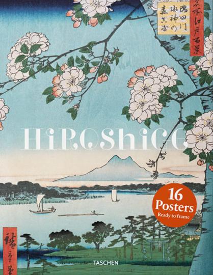 Hiroshige. Posterbox.