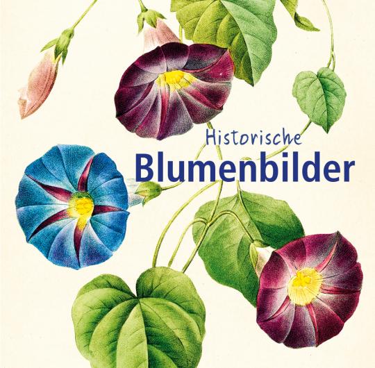 Historische Blumenbilder. Book To Go. Der Bildband für die Hosentasche.