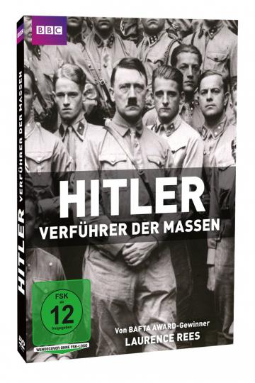 Hitler - Verführer der Massen (BBC). DVD.