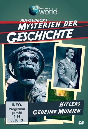 Hitlers geheime Mumien. DVD.