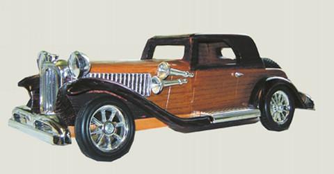 Holz-Modell Duesenberg