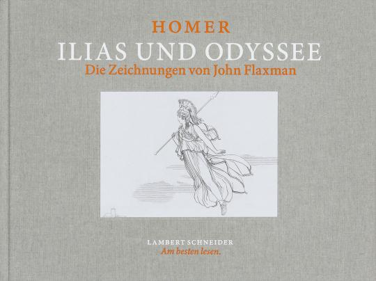 Homer. Ilias und Odyssee.