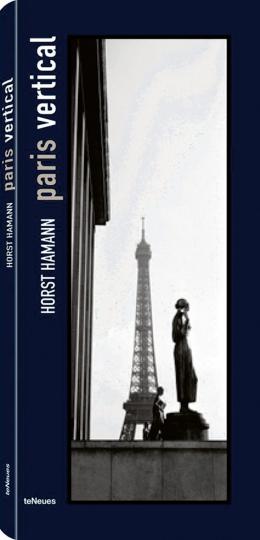Horst Hamann. Paris Vertical. Großformat.