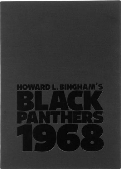 Howard Bingham's Black Panthers 1968.