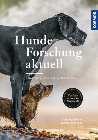 Hunde-Forschung aktuell. Anatomie, Ökologie, Verhalten.