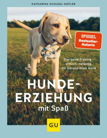 Hundeerziehung mit Spaß. Das beste Training - einfach, vielseitig, für Sie und Ihren Hund.
