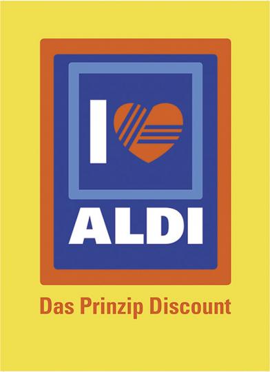 I Love ALDI.
