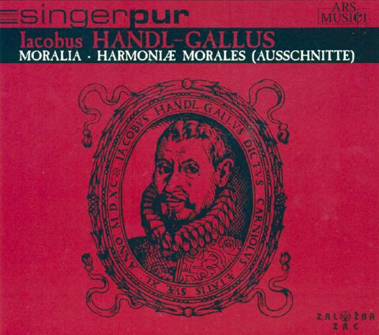 Iacobus Handl-Gallus CD