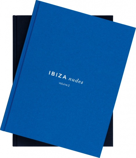 Ibiza Nudes. 2 Bände im Set.