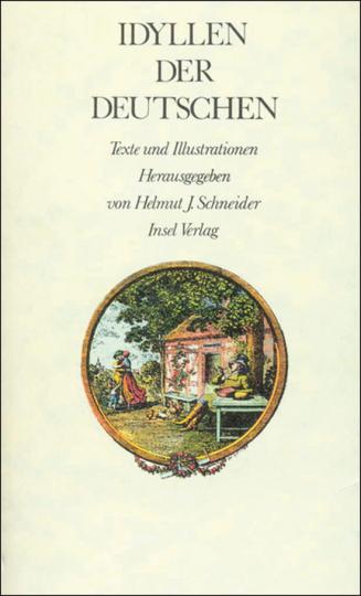 Idyllen der Deutschen. Texte und Illustrationen.