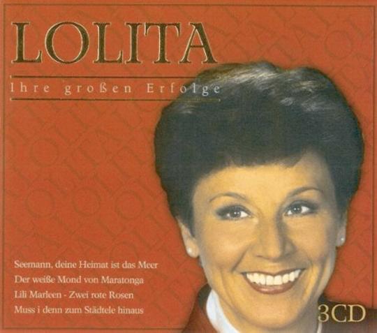 Ihre großen Erfolge 3 CDs