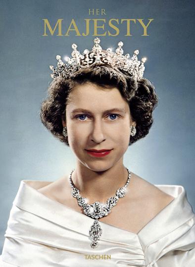 Ihre Majestät Königin Elizabeth II. Ein Portrait in Bildern.