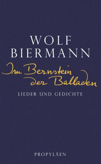 Im Bernstein der Balladen.