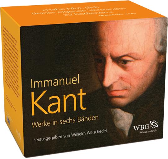 Immanuel Kant - Werke in sechs Bänden