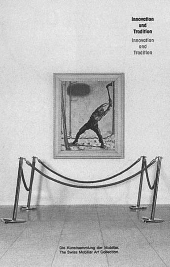 Innovation und Tradition - Die Kunstsammlung der Mobiliar