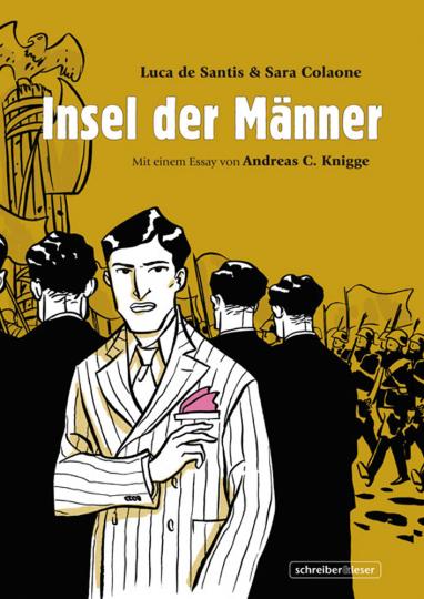 Insel der Männer. Graphic Novel.