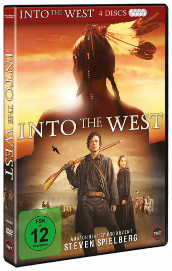 Into the West. 4 DVDs.