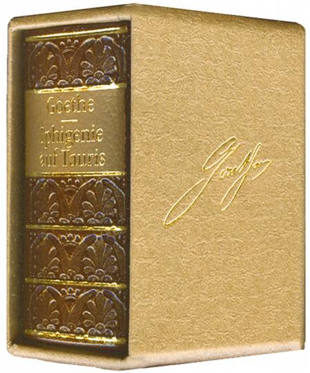 Iphigenie auf Tauris - Leder-Mini-Ausgabe