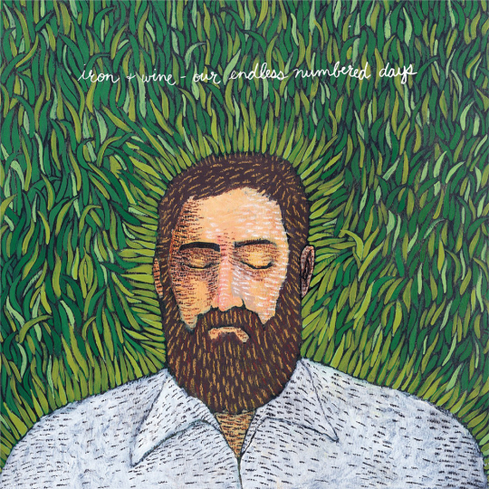 Iron And Wine. Our Endless Numbered Days. CD.
