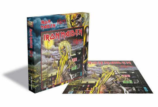 Iron Maiden. Killers.