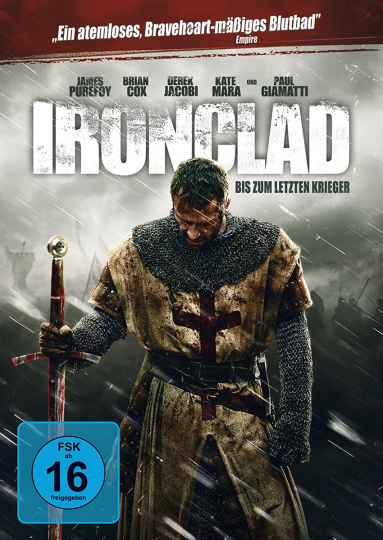 Ironglad DVD