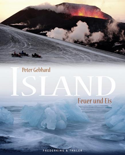 Island. Feuer und Eis.