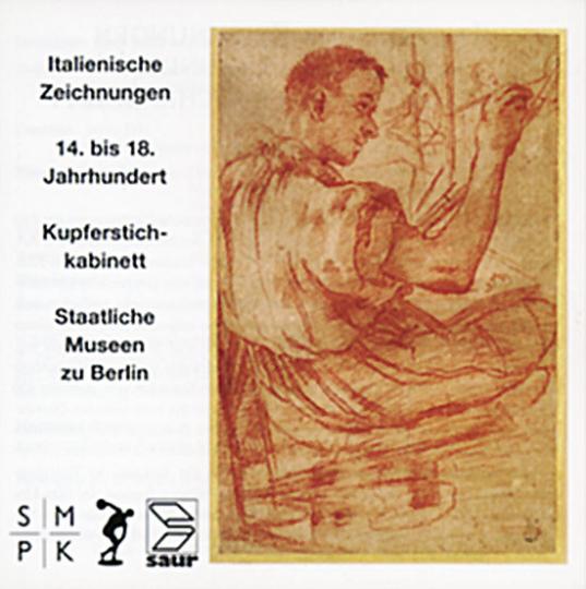 Italienische Zeichnungen 14. bis 18. Jahrhundert - Kupferstichkabinett Berlin (CD-ROM)