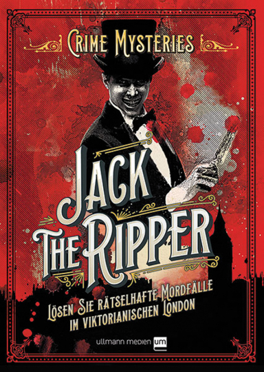 Jack the Ripper. Crime Mysteries.