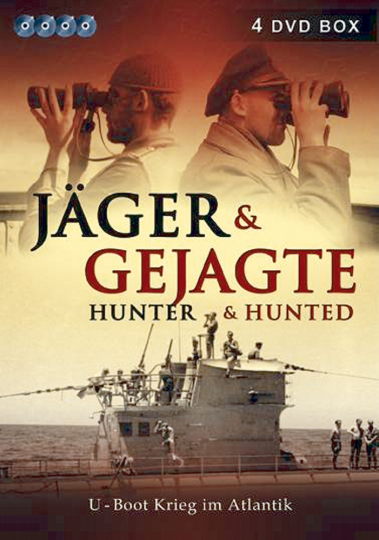 Jäger und Gejagte - U-Boot Krieg im Atlantik 4 DVDs