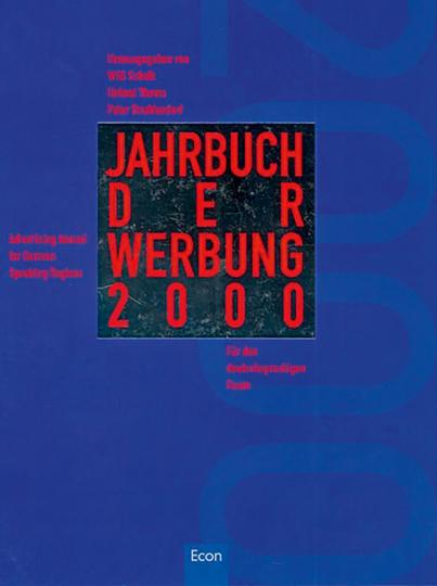 Jahrbuch der Werbung 2000.