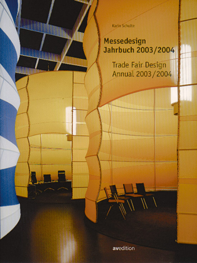 Jahrbuch Messedesign 2003/2004