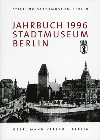 Jahrbuch Stiftung Stadtmuseum Berlin (Band II)