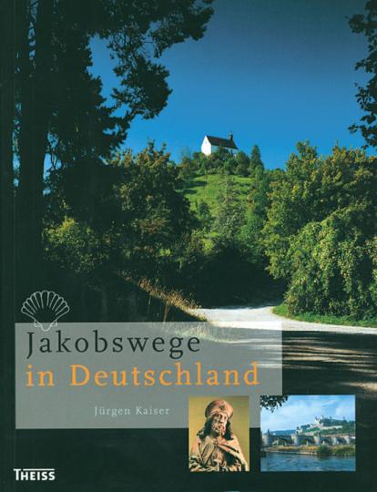 Jakobswege in Deutschland.