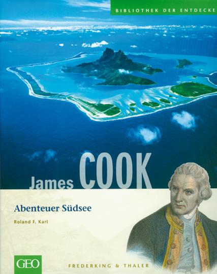 James Cook Abenteuer Südsee