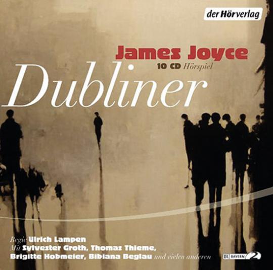 James Joyce.Dubliner. 8 CD Set.