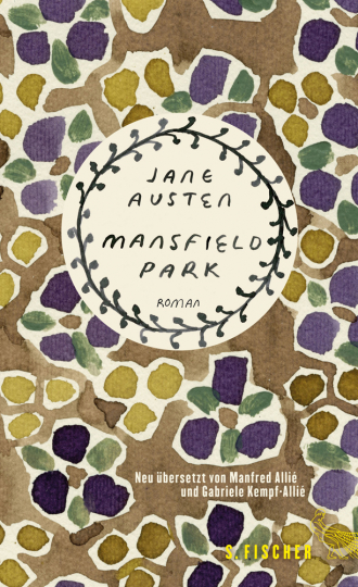 Jane Austen. Mansfield Park. Roman.