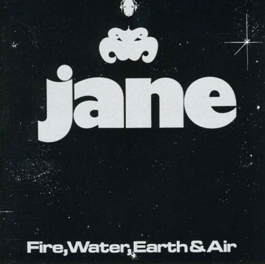 Jane. Fire, Water, Earth & Air. CD.