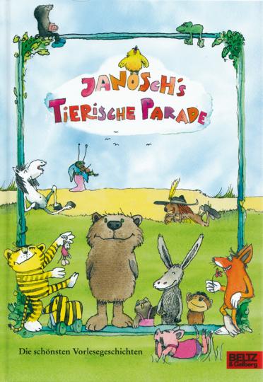 Janosch's Tierische Parade - Die schönsten Vorlesegeschichten