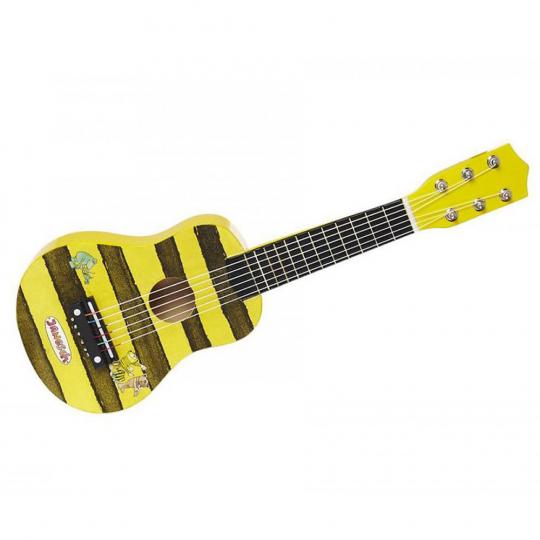 Janosch Tiger-Gitarre.