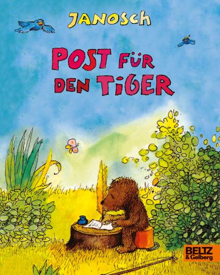 Janosch. Post für den Tiger.