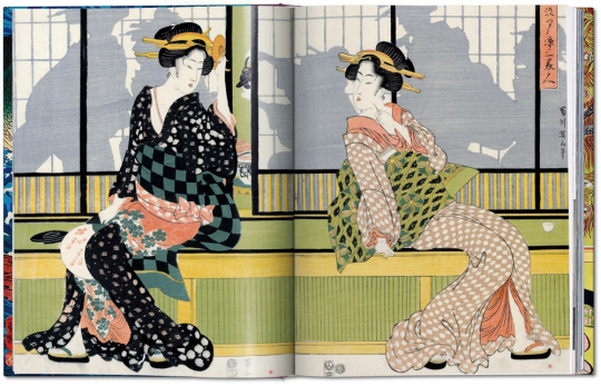 Japanese Woodblock Prints (1680-1938). Japanische Holzdrucke.