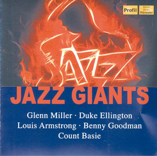 Jazz Giants CD