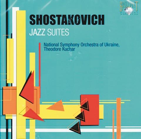 Jazz Suites CD