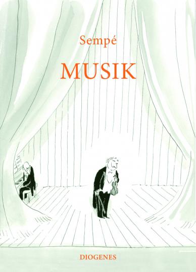 Jean-Jacques Sempé. Musik.