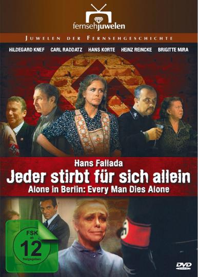 Jeder stirbt für sich allein. DVD.