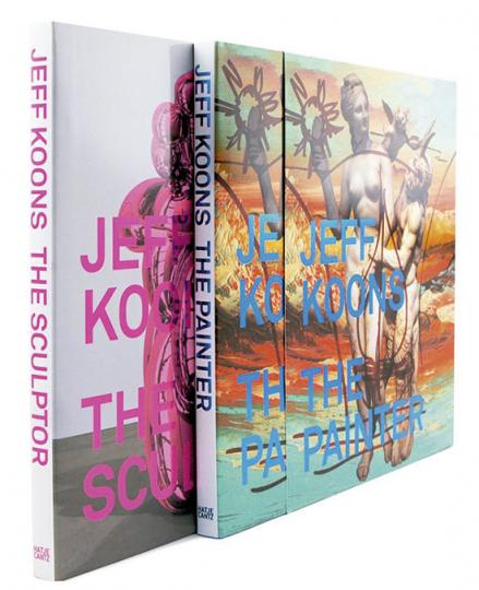 Jeff Koons Maler und Bildhauer. Monografie in zwei Bänden.