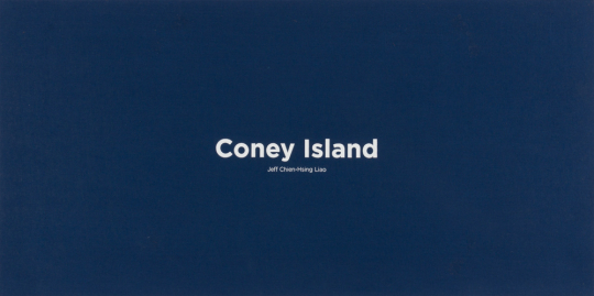 Jeff Liao. Coney Island.