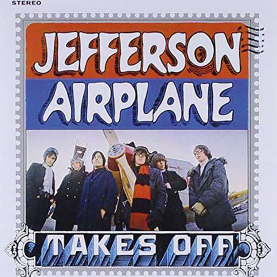 Jefferson Airplane. Takes Off (180g). LP.